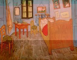 vincent gogh das schlafzimmer in arles poster kunstdruck