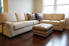 8000 series sectional ottomans pillows and upholstery
