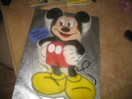 Mickey Mouse Cake Custom Cakes Virginia Beach Specializing in