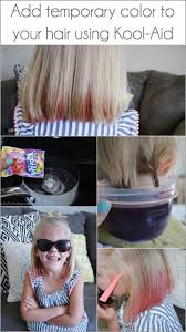 Tips For How To Dye Your Hair With Kool Aid Learn Mix Colors And Remove A Non Permanent Way Color
