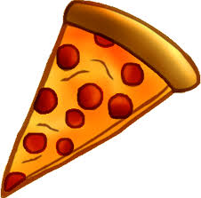 Cheese pizza clipart free clipartfest