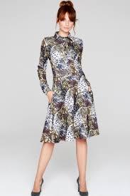 modele de robe de bureau peperuna robe de bureau col chemise robe de bureau