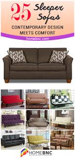 100 Best Contemporary Sofas 25 Sleeper Sofa Beds To Buy In 2019