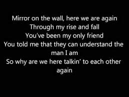 Mirror Lil Wayne Ft Bruno Mars Lyrics Clean Hd Youtube Intended For On The Wall