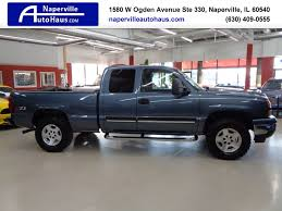 100 Used Pickup Trucks For Sale In Illinois 2007 Chevrolet SILVERADO 1500 LT1 Truck Extended Cab Standard