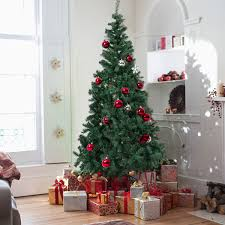 Christmas Tree Stamp 11Cm X 8Cm Hobbycraft