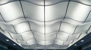 Usg Ceiling Grid Paint by 3d Drop Ceiling Panels Give Home A Modern Look