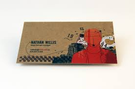 Print Full Color Artwork On One Side Or Both Sides Of Your Chipboard 24pt Business Cards