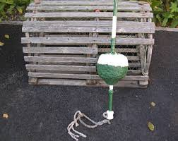 Decorative Lobster Trap Uk by 3 Maine Acorn Lobster Trap Buoy Pot Bouy Float Tiki Pool Crab