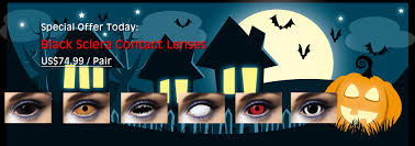 White Halloween Contacts Prescription by 9 99 Colored Contacts Halloween Contacts U0026 Coloured Contacts