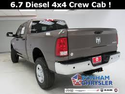 100 Bonham Chrysler Used Trucks 2018 Dodge Ram 2500 Tradesman 3C6UR5CL8JG381756