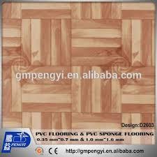 Manufactory Supply Pvc Carpet Plastics Sponge Flooring 16mm