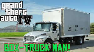 100 Gta 4 Trucks The Adventures Of BoxTruck Man And YOLO Bus GTA IV YouTube
