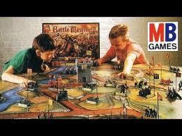 Ep 68 Battle Masters Board Game Review Milton Bradley 1992