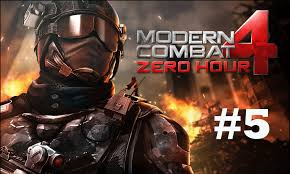 modern combat 4 zero hour walkthrough gameplay mission 5