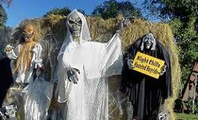 Fleitz Pumpkin Farm Groupon by Haunted Hayride For One Or Two Field Of Horrors Groupon