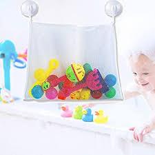 liltourist badewannen spielzeugnetz bad spielzeug organizer badewannen spielzeug aufbewahrung netz mit starken saugnäpfen