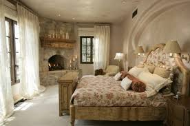 Rustic Master Bedroom Decorating Ideas