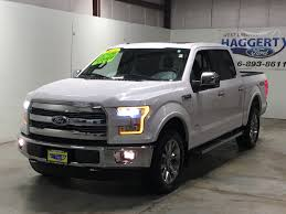 100 Ford 2015 Truck PreOwned F150 Lariat 4WD Crew Cab Crew Cab Pickup In