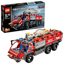 LEGO 42068 Airport Rescue Vehicle Toy: Amazon.co.uk: Toys & Games Lego Juniors City Central Airport 10764 Big W 42084b Fire Truck Tr Flickr 42084 B Series 7891 Factory Sealed With 148 We On Twitter New 60061 Panther Bricknexus Review Set Daddacool Itructions Review 42068 Rescue Vehicle Technic And Model Team City Cargo Terminal 60022 Shop Cobi Action Town 420 Piece Cstruction