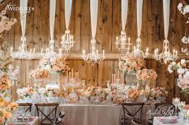 Luxury Barn Wedding Flowers Decor Head Table Toronto