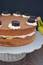 bananen torte der kuchenbäcker