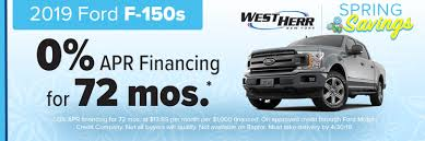 100 West Herr Used Trucks New Ford Car Truck SUV Hybrid Car Dealer In Rochester NY