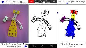 Coloring Book Maker Screenshot