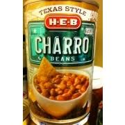 H E B Texas Style Charro Beans
