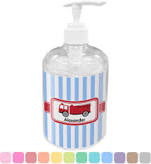 100 Fire Truck Accessories Truck Soap Lotion Dispenser Personalized YouCustomizeIt