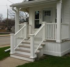 What Front Porch Column Wraps To Choose Appealing Small Front