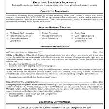 Emergency Department Nurse Job Description Free Sample Nursing Resumes And Covers Resume Student