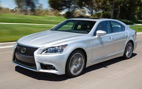 2016 Lexus LS s minor updates ahead of new model s arrival