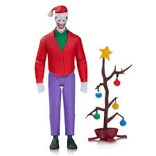 Neuman Christmas Tree Retailers by Batman The Animated Series Christmas With The Joker Action Figure
