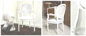 chaises m daillon pas cher fauteuil m daillon pas cher 14 avec lot de 2 chaises en tissu cru