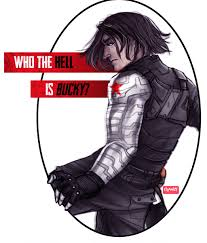 Captain America The Winter SoldierBucky Barnes By Cranity