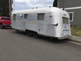 1960 Streamline Countess 26 Vintage Travel Trailer