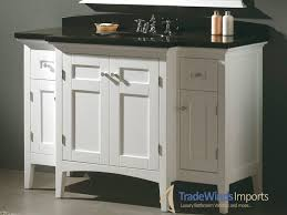 French Country Bathroom Vanity by Bathroom Solid Wood Country Bathroom Vanity With Twin Undermount