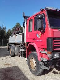 100 4x4 Box Truck Used Scania P 93 Box Trucks Year 1991 Price US 15941 For Sale