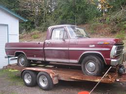 Craigslist Buy 1968 F100 - Ford Truck Enthusiasts Forums