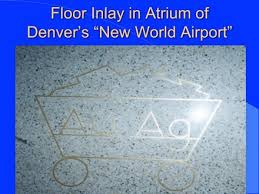 Denver International Airport Murals Meaning by Denver International Airport Conspiracy The
