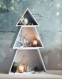 Beautiful Wall Shelf Christmas Trees
