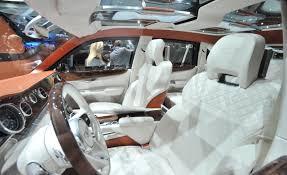 100 2015 Bentley Truck Suv Interior AutoCarWall