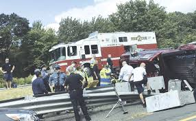 Ohio Man Dies In Friday Crash On Route 80 - New Jersey Herald - Investigators Probe Cause Of School Bus Crash That Killed 2 Naples Nj Transit Bus Driver Killed After Headon Crash With Garbage Truck Truck Crashed Into A Wooded Area Goffle Brook Park In New Jersey Police 3 Seriously Injured In Woman Struck By Dump Union Citytuesday Morning 1 Cop Dead Injured After Headon Nyc The Morning Call Hurt On Route 70 Pemberton Twp Two 43 Torn Apart Tanker Accident Turnpike Dozens When Collides With