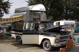 100 Truck Camper Steps Vintage Based Trailers From OldTrailercom