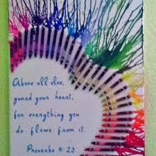 Bible Verse Crafts