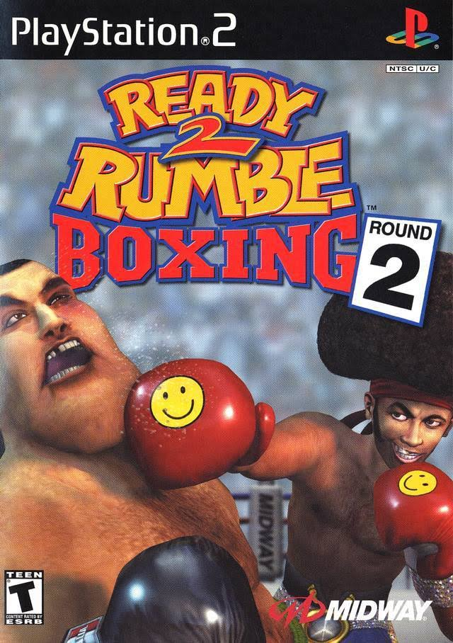 Ready 2 Rumble Boxing Round 2 - PlayStation 2