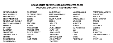 Coupon Exclusions Beauty Brands Free Bonus Gifts Makeup Bonuses Lookfantastic Luxury Premium Skincare Leading Pin By Eaudeluxe On Glossary Terms Best Fgrances Universe Coupons Promo Codes Deals 7 Ulta 20 Off Oct 2019 Honey Brands Annual Liter Sale September 2018 Sale Friends And Family Event Archives The Coral Dahlia Online Beauty Retailers For Makeup Skincare Petit Vour Offers With Review Up To 30 Email Critique Great Promotional Email Elabelz Coupon 56 Off Plus Up 280 Shopcoins Uae Nykaa 70 Off 1011