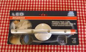 wirelesstasklight wireless underabinet puck lighting with remote