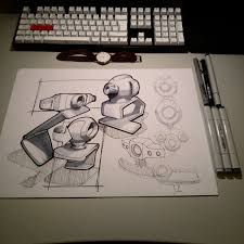 Sketch Product Sketching Grafik Design Design Skizzen